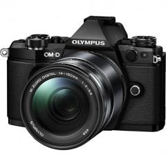 Olympus E-M5 Mark II Black + 14-150mm II