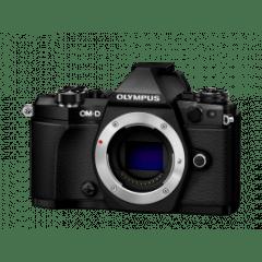 Olympus E-M5 Mark II Body Black
