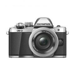 Olympus E-M10II Pancake Zoom Kit slv/slv