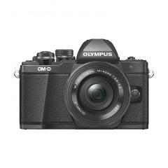 Olympus E-M10II Pancake Zoom Kit blk/blk