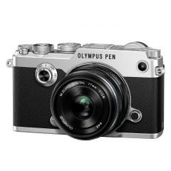 Olympus PEN-F + 17mm 1.8 kit slv/blk