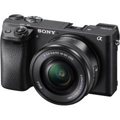 Sony A6300 + 16-50mm OSS