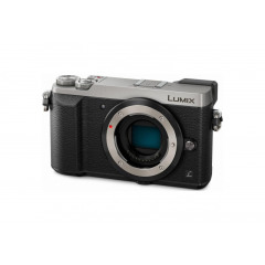 Panasonic Lumix GX80 body silver