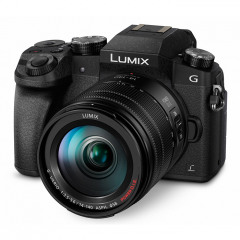 Panasonic Lumix G80 + 14-140MM Black