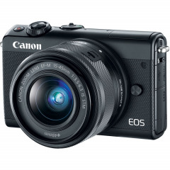 Canon EOS M100 + 15-45mm Black