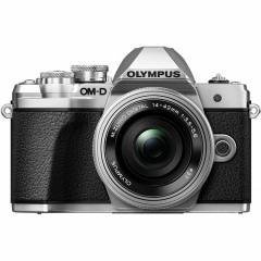 Olympus E-M10III Pancake Zoom slv/slv