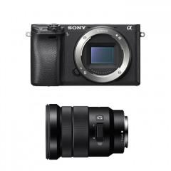 Sony A6300 + SEL E PZ 18-105G