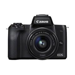 Canon EOS M50 M15-45 S Zwart