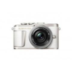 Olympus PEN E-PL9 White + Pancake 14-42mm f/3.5-5.6 Silver
