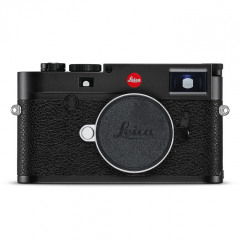 Leica 20000 M10 black chrome finish