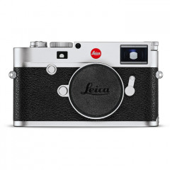 Leica 20001 M10 silver chrome finish