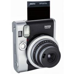 Fujifilm INSTAX MINI 90 Black + Leather case + Film