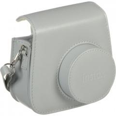 Fujifilm instax Mini 9 Case + strap Smokey White