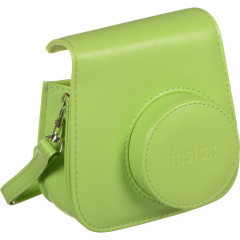 Fujifilm instax Mini 9 Case + strap Lime Green