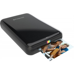 Polaroid ZIP Mobile Photo Printer POLMP01B zwart