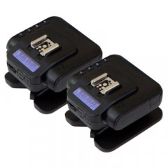 Cactus V6II DUO Wireless Flash Transceiver SET