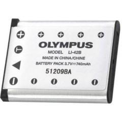 Olympus LI-42B Lithium Ion rechargeable Battery (740 mAh)