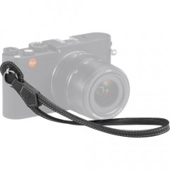 Leica 18782 Wrist Strap Leather Black (X and M)