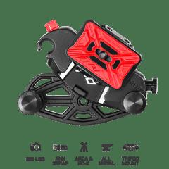 peak design Capture Pro Camera Clip met Pro Arca/Dual