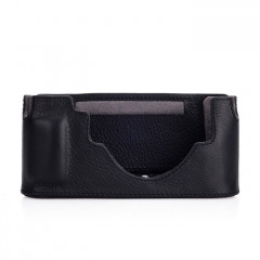 Leica 24020 Protector leather, black (M10)
