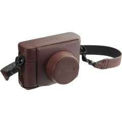 Fujifilm LC-X100F-B tas voor X100F bruin