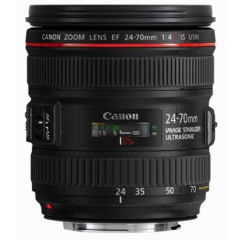 Canon EF 24-70MM 4.0L IS USM