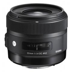 Sigma 30mm F1.4 DC HSM  Art Canon
