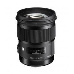 Sigma 50mm F1.4 DG HSM  Art Nikon