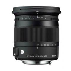 Sigma 17-70/2.8-4 DC MACRO OS HSM Canon