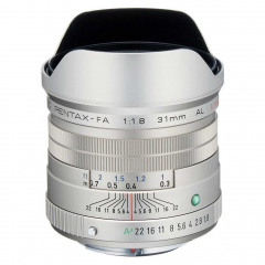 Pentax FA 31mm f/1.8 AL Limited Silver