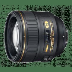 Nikon AF-S 85mm 1.4G