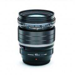 Olympus M.ZUIKO ED 45mm 1.2 PRO incl. Lens hood
