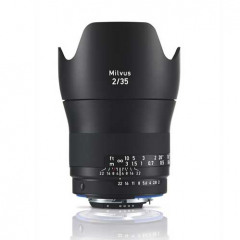 Zeiss Milvus 2.0/35 ZF.2-mount Nikon