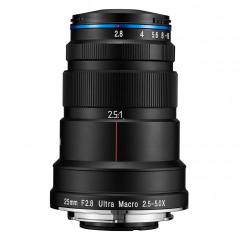 Laowa Venus 25mm f/2.8 2.5-5X Ultra-Macro Lens - Nikon