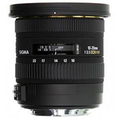 Sigma 10-20mm F3.5 EX DC HSM Canon