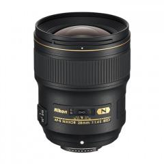 Nikon AF-S 28mm f/1.4E ED