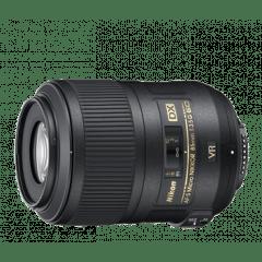 Nikon AF-S DX Micro 85 mm f/3.5G ED VR II