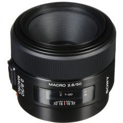 Sony SAL 50mm F2.8 - Macro Lens