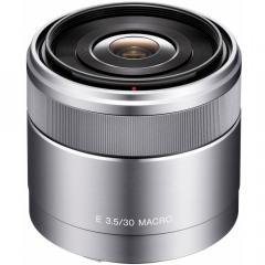 Sony SEL E 30mm F3.5 Macro