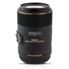 Sigma 105mm f2.8 EX DG MACRO OS HSM  Nikon