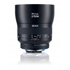 Carl Zeiss Milvus 2.0/50M ZF.2 (Nikon) (incl. zonnekap)