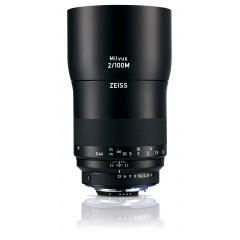 Carl Zeiss Milvus 2.0/100M ZF.2 (Nikon) (incl. zonnekap)