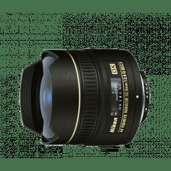 Nikon AF DX 10.5mm 2.8 G IF ED FE