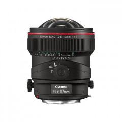 Canon - TS-E 17MM  1:4.0 L