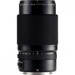 Fujifilm GF120mmF4 Macro R LM OIS WR