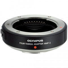 Olympus MMF-3 4/3-adapter for Micro Four Thirds