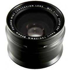 Fujifilm WCL-X100 WIDE ANGLE LENS BLACK
