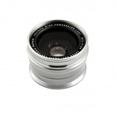 Fujifilm WCL-X100 WIDE ANGLE LENS SILVER