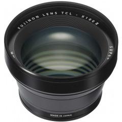 Fujifilm TCL-X100 II Tele Conversion Lens BLACK