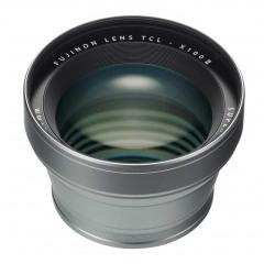 Fujifilm TCL-X100 II Tele Conversion Lens SILVER